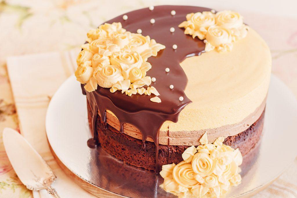 Čokoladna raspodija torta