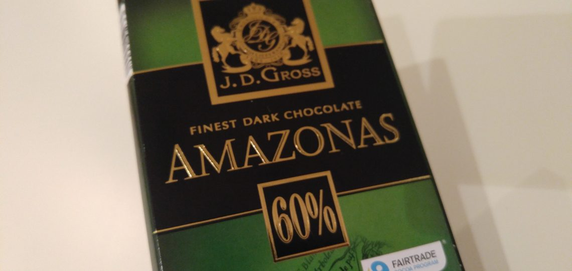 Crne čokolade omot
