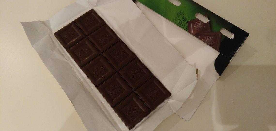 Tabla crne čokolade
