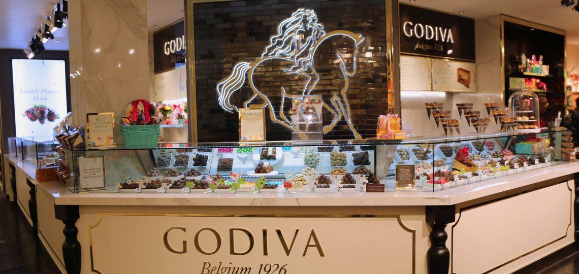 Čokolaterija Godiva