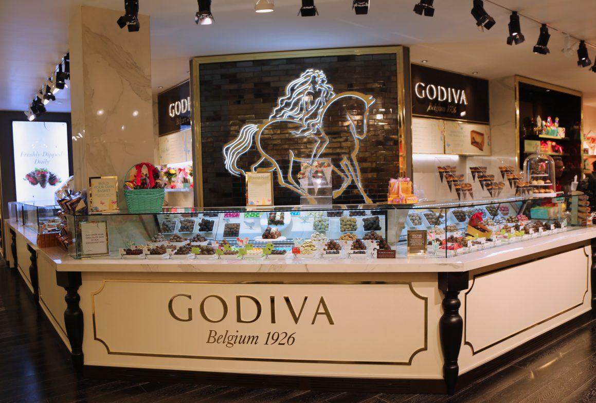 Čokolaterija Godiv