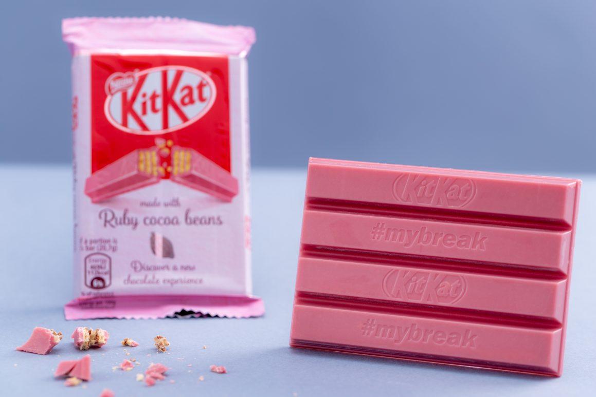 KitKat roze cokoladice