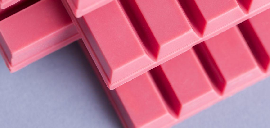 Ruby roze cokolada