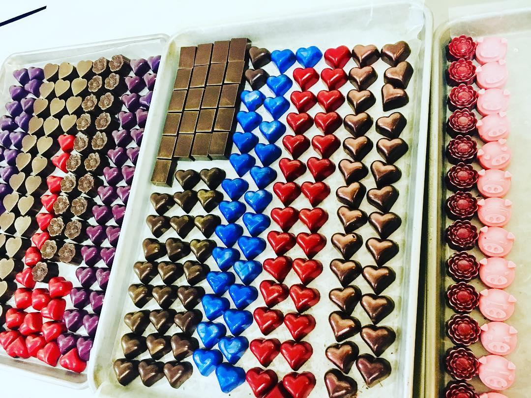 Gina cokoladne praline