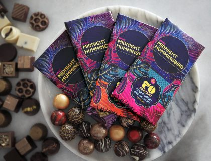 Ginas cokolade u prelepim pakovanjima