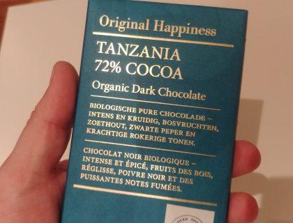 Tanzanijska crna čokolada