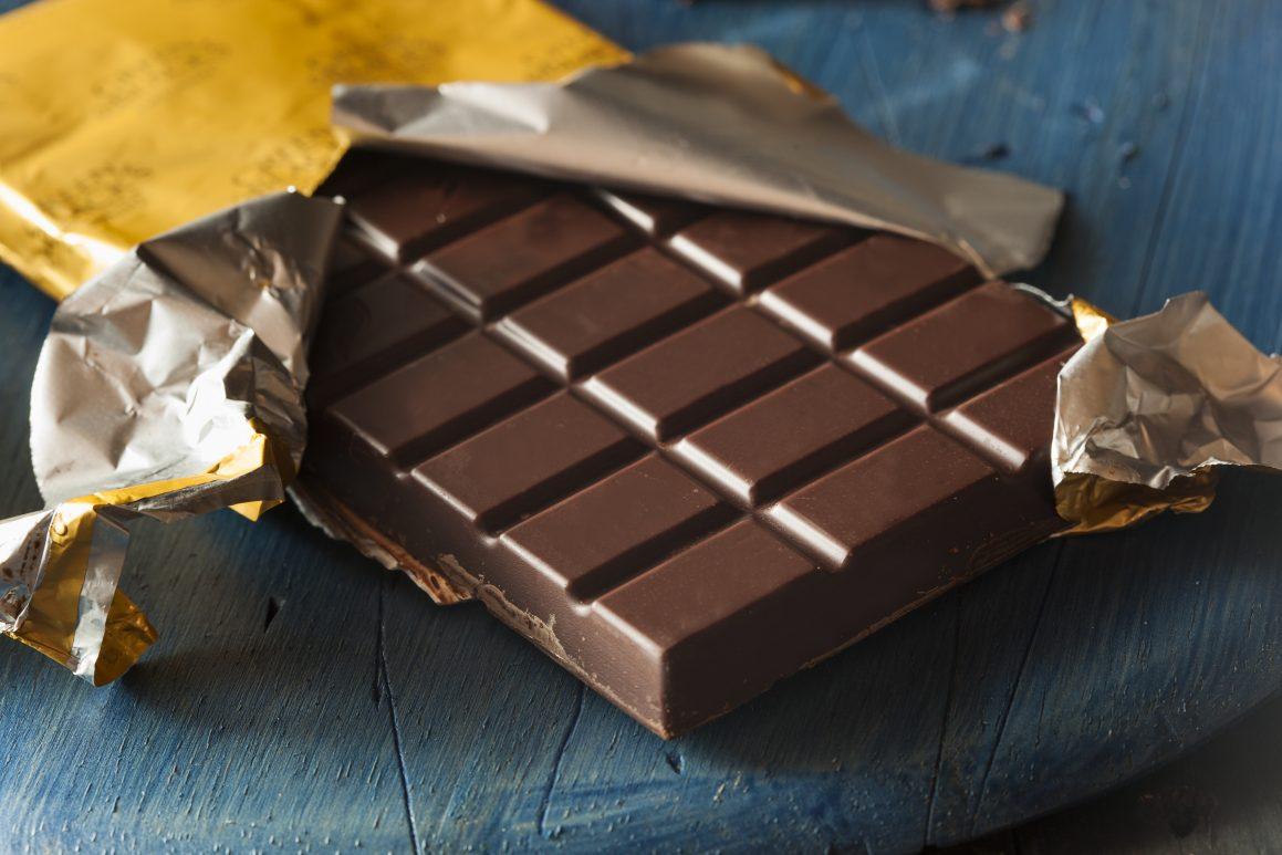Organska crna čokolada