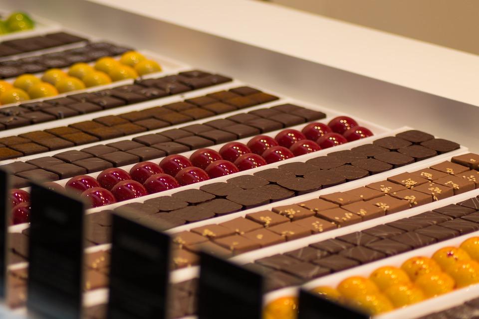 Cokoladne bombonjere