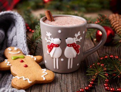 Šolja tople čokolade
