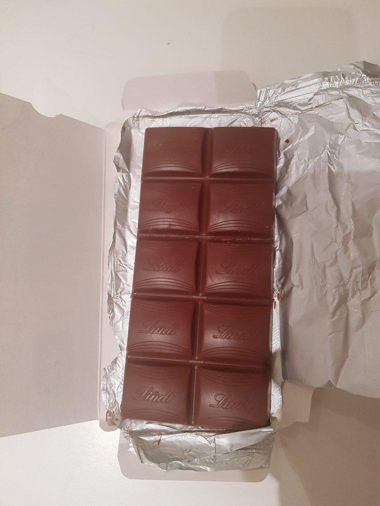 Lindt Creme Brulee cokolada tabla cokolade