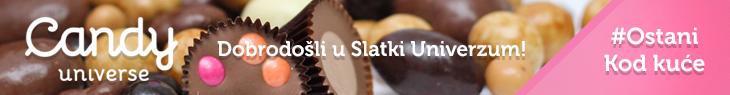 Candy universe cokoladice