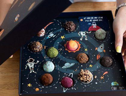 Galaksija ljubavi cokoladni trufli