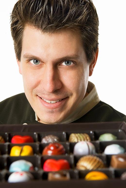 Cheff Chocolatier Giorgio Demarini