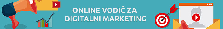 Online vodic za digitalni marketing